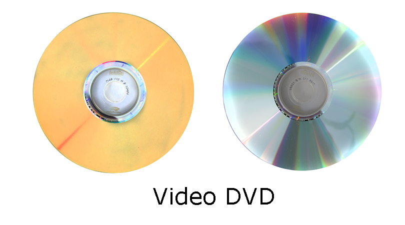 DVD Disc to computer file